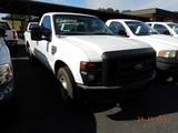 2009 FORD F250XL PICKUP TRUCK, 104,053 mi,  LWB, V8 GAS, AUTOMATIC, V8 GAS