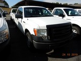 2011 FORD F150XL PICKUP TRUCK, 160K + mi,  EXTENDED CAB, V8 GAS, AUTOMATIC,