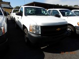 2012 CHEVROLET 1500 PICKUP TRUCK, 123k+ miles  V8 GAS, AT, PS, AC S# 1GCNCP