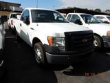 2011 FORD F150XL PICKUP TRUCK, 144,995 mi,  V8 GAS, AUTOMATIC, PS, AC, TOOL