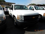2012 CHEVROLET 1500 PICKUP TRUCK, 80k+ miles  V8 GAS, AT, PS, AC, S# 1GCNCP
