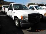 2010 FORD F250XL PICKUP TRUCK, 51k + mi,  V8 GAS, AUTOMATIC, V8 GAS S# 1FTM