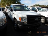 2013 FORD F150XL PICKUP TRUCK, 103,668 mi,  EXTENDED CAB, V8 GAS, AT, PS, A