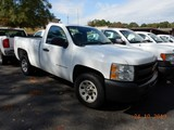 2012 CHEVROLET 1500 PICKUP TRUCK, 137k+ miles  V8 GAS, AT, PS, AC, S# 1GCNC