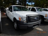 2011 FORD F150XL PICKUP TRUCK, 120k + mi,  EXTENDED CAB, V8 GAS, AUTOMATIC,