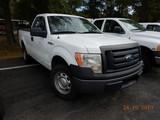 2011 FORD F150XL PICKUP TRUCK, 86,675 mi,  V8 GAS, AUTOMATIC, S# 0FTMF1CF3B