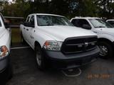 2014 DODGE 1500 PICKUP TRUCK, 106,395 mi,  CREW CAB, 4WD, V8 5.7L GAS, AUTO