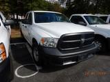 2013 DODGE RAM 1500 PICKUP TRUCK, 116k + mi,  QUAD CAB, SHORT BED, V8 GAS,