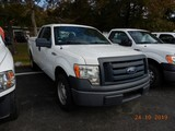 2010 FORD F150XL PICKUP TRUCK, 103k+ miles  EXTENDED CAB, V8 GAS, PS, AC, S