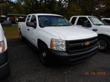 2012 CHEVROLET 1500 PICKUP TRUCK, 153k+ miles  EXTENDED CAB, V8 GAS, AT, PS