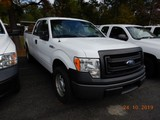 2014 FORD F150XL PICKUP TRUCK, 181,697 mi,  EXTENDED CAB, SHORT BED, V8 GAS