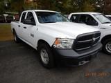 2013 DODGE RAM 1500 PICKUP TRUCK, 102k + mi,  QUAD CAB, SHORT BED, V8 GAS,