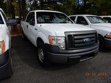 2011 FORD F150 PICKUP TRUCK, 210K+ MILES  EXTENDED CAB, V8 GAS, AT, PS, AC
