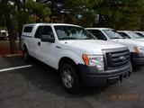 2009 FORD F150 XL PICKUP TRUCK, 199,995 mi,  EXTENDED CAB, SHORT BED, V8 GA