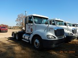 2007 FREIGHTLINER COLUMBIA TRUCK TRACTOR, 528,106 MILES  DAY CAB, DETROIT S