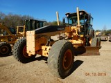 2012 VOLVO G940B MOTOR GRADER, 10,073 HRS  ARTICULATED, CAB, 17.5-R25 TIRES