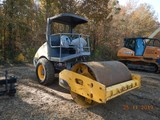 2008 VOLVO SD-70D SMOOTH DRUM ROLLER, 818 HRS  OROPS S# 199157