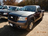 2006 FORD F150 PICKUP TRUCK, 139K+ MILES  V8 GAS, AT, PS, AC S# 50741