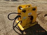 2012 HO-PAC 1600 PLATE COMPACTOR/CONCRETE BREAKER S# 02008