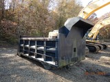 14' DUMP BED,  WITH HYDRAULIC CYLINDERS