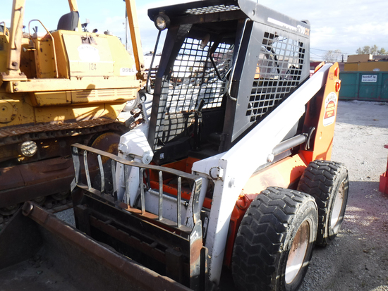 Loader – Skid Steer