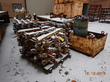 (6) PALLETS OF RAIL HANGIN ASSEMBLY