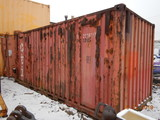 CONTAINER,  20'