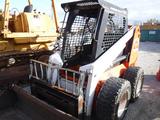 SKAT TRACK 1700CX SKID STEER LOADER, 6,430 hrs,  ROPS CAGE, PERKINS DIESEL,