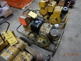 PANDROL JACKSON LO HAND TAMPER GENERATOR,  GAS POWERED