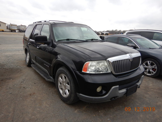 2004 LINCOLN NAVIGATOR SUV, 180,000+ mi  4 X 4, V8 GAS, AUTOMATIC PS, AC S#