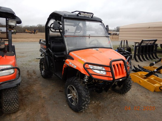 2012 ARCTIC CAT PROWLER XTZ 1000 ATV,  SIDE BY SIDE