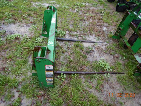 HAY FORK ATTACHMENT