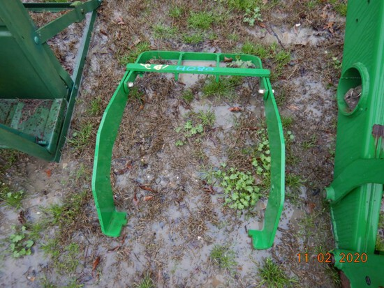 BRUSH GUARD  FITS JD 6000 SERIES