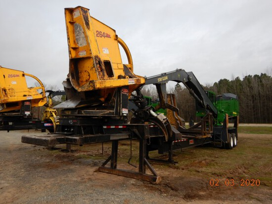 Loader with Delimber & Saw