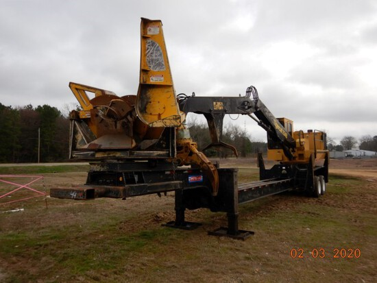 Loader with Delimber