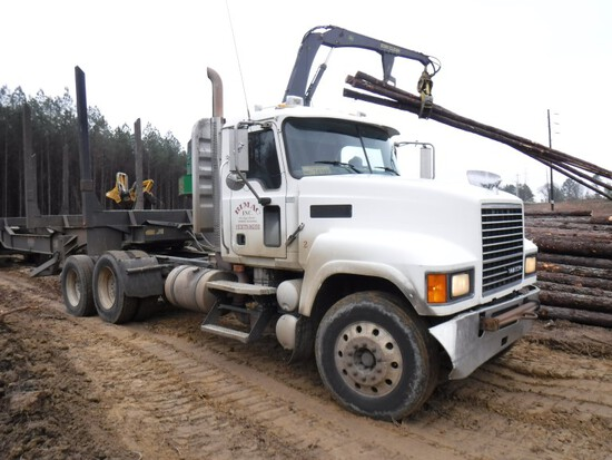 Day Cab Truck Tractor