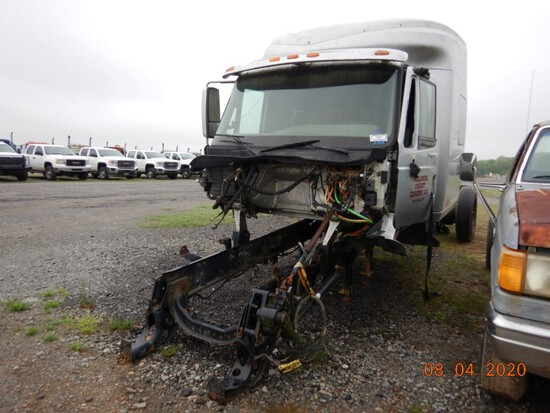 2009 INTERNATIONAL PROSTAR PREMIUM TRUCK TRACTOR FRAME,  ***NO ENGINE OR TR
