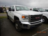 2015 GMC SIERRA 2500HD PICKUP TRUCK, 200,772 MILES  4-DOOR, 4X4, V8 GAS, AT