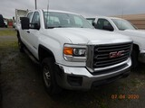 2015 GMC 2500 HD PICKUP TRUCK, 135,682 MILES  CREW CAB, 4X4, V8 GAS, AT, PS