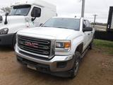 2014 CHEVROLET 2500HD SIERRA PICKUP TRUCK, 239,579 MILES  4X4, CREW CAB, V8