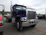 2005 INTERNATIONAL 5900 TRUCK TRACTOR, 479,000+ MILES  DAY CAB, CUMMINS ISX