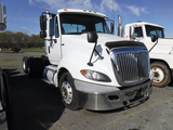 2012 INTERNATIONAL PROSTAR + TRUCK TRACTOR, 326,723 miles  DAY CAB, MAXXFOR