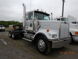 1998 WESTERN STAR 4964 TRUCK TRACTOR, 480,000+ MILES  DAY CAB, CATERPILLAR