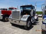 2004 FREIGHTLINER FLD TRUCK TRACTOR,  DAY CAB, DETROIT 6 SERIES 14.0L DIESE