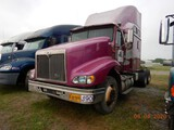 1999 INTERNATIONAL 9200 TRUCK TRACTOR, MILAGE NOT AVAILABLE  DETROIT 60 SER
