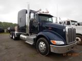 2013 PETERBILT 386 TRUCK TRACTOR, 570,000+ MILES  PACCAR 485 DIESEL, 13 SPE