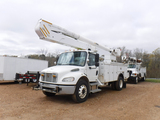 2008 FREIGHTLINER BUSINESS CLASS M2 BUCKET TRUCK, 93,570 MILES  CUMMINS ISB
