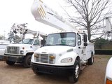 2008 FREIGHTLINER BUSINESS CLASS M2 BUCKET TRUCK, 89,416+ MILES  CUMMINS IS