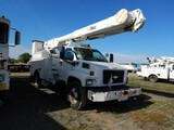 2006 CHEVROLET C7500 BUCKET TRUCK, 97,350+ miles  DURAMAX DIESEL, AT, PS, A