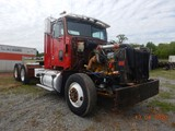 1993 INTERNATIONAL 9370 TRUCK TRACTOR,  **NON-RUNNER**, DAY CAB, CATERPILLA
